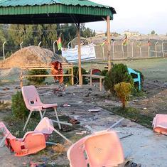अफगानिस्तान : क्रिकेट मैच के दौरान कई धमाके, आठ की मौत, दर्जनों घायल