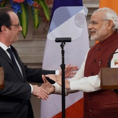 Explainer: What you need to know about French ex-President Hollande's explosive Rafale remarks