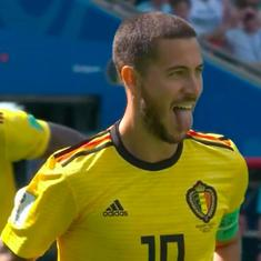 World Cup, Belgium vs Tunisia as it happened: Lukaku, Hazard get two each in a thumping 5-2 win