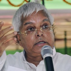 Lalu Prasad Yadav cries conspiracy, defends family's ownership of controversial plot outside Patna