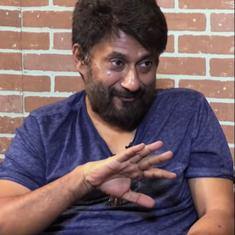 Watch: Vivek Agnihotri explains, with some awkwardness, what he means by facts to Abhinandan Sekhri