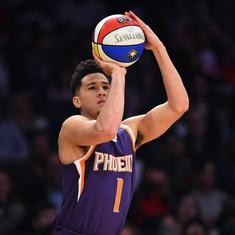 NBA: Phoenix Suns extend Devin Booker's contract in five-year deal worth $158 million