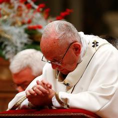 पोप फ्रांसिस ने अंतरराष्ट्रीय समुदाय से केरल के लोगों की मदद करने की अपील की