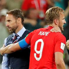 'Good teams score late goals': Southgate proud of England recovery from 'really harsh' penalty