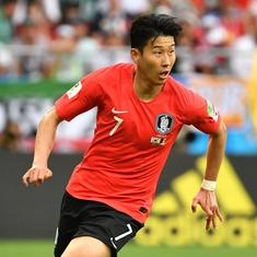 AFC Asian Cup: Tottenham star Son Heung-min stars in South Korea's win over China