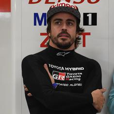 Fernando Alonso wants a challenge at the top level, doesn't rule out return to Formula One