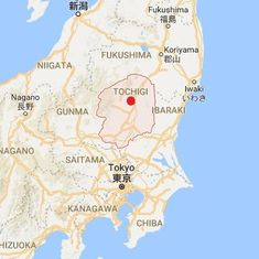 Japan: Eight schoolchildren feared dead after avalanche in Tochigi prefecture