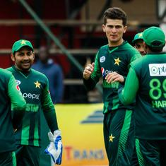 Fakhar Zaman, Shaheen Afridi steer Pakistan to 45-run victory over Australia