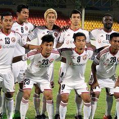 Lajong edge DSK in a five-goal thriller through Redeem Tlang's 93rd minute winner