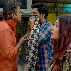'Fanney Khan' trailer: Anil Kapoor, Rajkummar Rao and Aishwarya Rai Bachchan join hands in musical