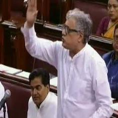 Watch: TMC MP takes on government in Rajya Sabha for creating a culture of digital mobs