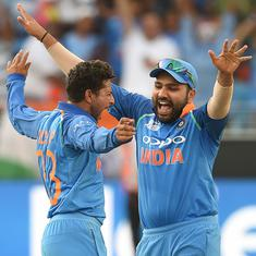 India vs West Indies, 1st T20I as it happened: Hosts cross the line with five wickets to spare
