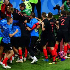 As World Cup final beckons, a look at Croatia's incredible turnaround after a brutal war