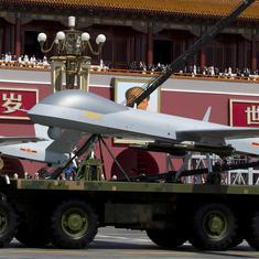 पाकिस्तान ने अपनी सेना के लिए चीन से 48 ड्रोन ख़रीदने का समझौता किया