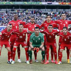 Football: Iraq to play friendly match in Palestine for the first time