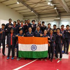 Table tennis: Payas Jain clinches singles boys crown at Serbia Junior and Cadet Open