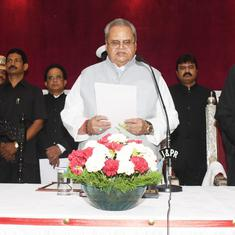 The political governor: Does Satya Pal Malik signal a change in Delhi's approach to Kashmir?