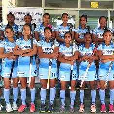 Rani Rampal to lead 18-member Indian women's hockey squad for Asian Games