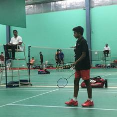 Badminton: The Gopichand kids, Gayatri and Sai Vishnu, are making all the right noises