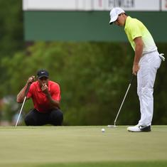 Spotlight on Tiger Woods and Rory McIlroy as 100th PGA Championship kicks off