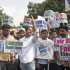 NSUI to file police complaint against DU students' union president for allegedly forging marksheet