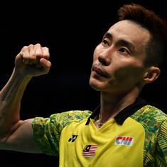 Badminton: In another blow to Olympic dream, Lee Chong Wei to skip Sudirman Cup on doctors advice