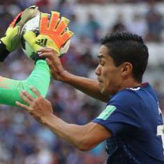 विश्व कप फुटबॉल : कम पीले कार्ड पाने के चलते जापान फेयर प्ले रूल से अंतिम 16 में पहुंचा