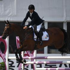 Fouaad Mirza's Asiad medal broke the glass ceiling: Former national champion on equestrian in India