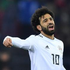 Africa Cup of Nations: Salah scores but strains muscle in Egypt win, Ivory Coast cruise