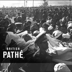On Jawaharlal Nehru's 52nd death anniversary, watch scenes from his funeral procession