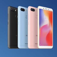 Redmi 6, Redmi 6A and Redmi 6 Pro launched at astonishingly low prices, start at Rs. 5,999