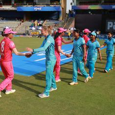 The women's IPL exhibition match was entertaining but just a baby step towards a potential league