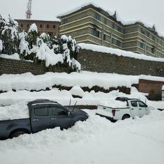 North India rains: Over 1,000 people stranded in Himachal Pradesh, 5 killed in landslides in J&K