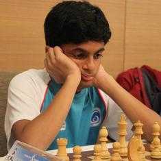 Chess: 14-year-old Nihal Sarin becomes third-youngest player in history to cross 2600 rating