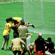 Fifa World Cup moments: Captain Carlos Alberto and the goal of a lifetime
