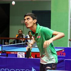 Table Tennis: Deepit Rajesh Patil and Prapti Sen win titles in National Ranking Championships