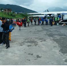 Over 1,500 Indian pilgrims to Kailash Mansarovar stranded by landslides in Nepal, one dead