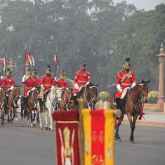 Decoding the symbolic threads and badges of one of India's oldest cavalry units