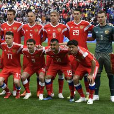 Russia can afford to dream: Hosts have defied critics and expectations with back-to-back wins