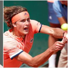 French Open Day 6 Highlights: Svitolina gone, Zverev survives another five-setter