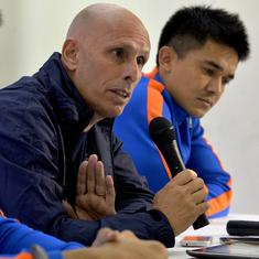 Don't feel we should be begging people to come and watch the national team, says Constantine
