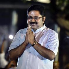 2019 polls: TTV Dinakaran says his party is ready to ally with Congress if it cuts ties with DMK