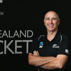 New Zealand Cricket name Gary Stead, former women's team coach, as Black Caps coach