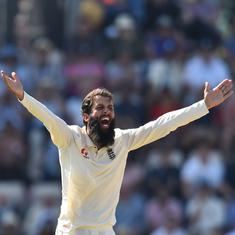 Available to play any cricket now: England's Moeen Ali eager for 'fresh start' after Test exile