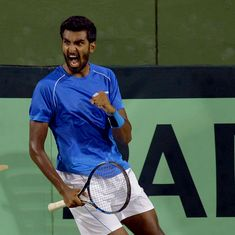 Prajnesh one step away from joining Yuki in French Open main draw