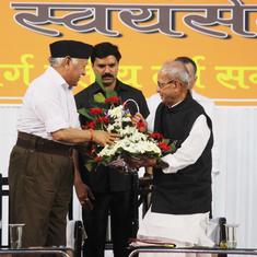 Readers' comments: 'Congress clearly overreacted on Pranab Mukherjee's presence at RSS function'