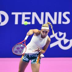 Tennis: Donna Vekic reaches Nottingham semis after playing on two different surfaces