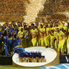 IPL Final: Shane Watson's 57-ball 117 fetches third title for Chennai Super Kings
