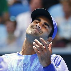 Yuki Bhambri's spectacular run at Citi Open comes to an end in quarters against Kevin Anderson