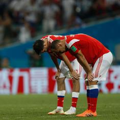'They couldn't Putin enough penalty kicks': Twitter reacts to thrilling Russia-Croatia quarter-final